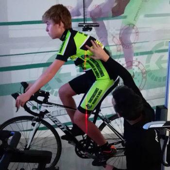 Adormecimiento de manos en ciclistas