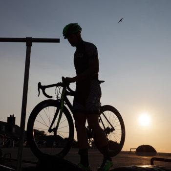 Prevención lesiones ciclistas