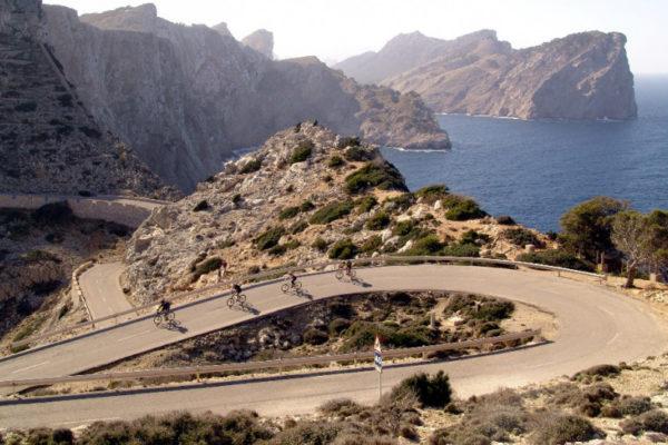 Viajes ciclistas 2018