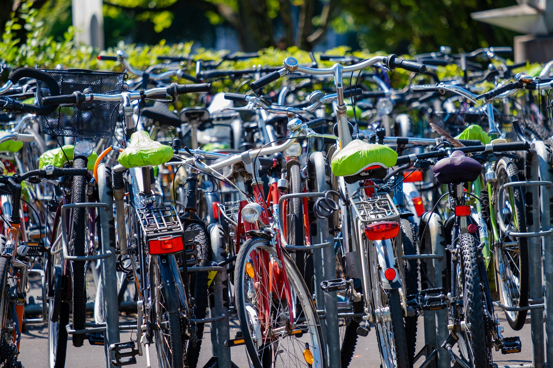 sillín bicicleta